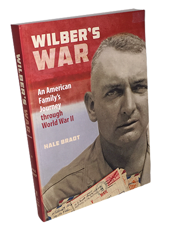 the cover of Wilber's War
